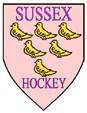 Sussex Hockey Association Logo